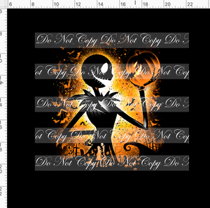 CATALOG - PREORDER R60 - Illumination - Panel - King of Halloween - CHILD