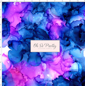 PREORDER - Always Available  - Alcohol Inks - Purple and Blue