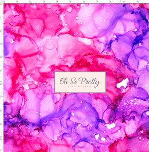 PREORDER - Always Available  - Alcohol Inks - Pink and Purple