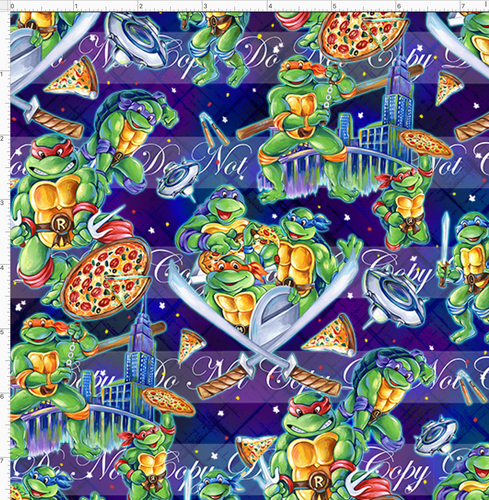 CATALOG - PREORDER R61 - Teenage Turtles - Main - SMALL SCALE