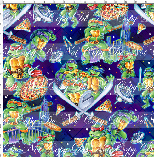 CATALOG - PREORDER R61 - Teenage Turtles - Main - LARGE SCALE