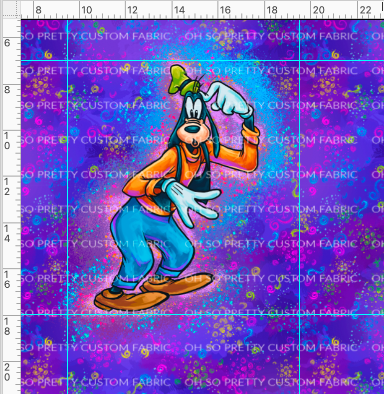 CATALOG R36-Dream Team-Goofy Panel-Adult