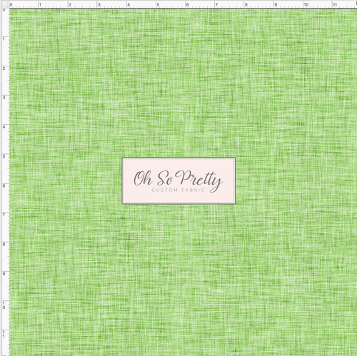 PREORDER - Always Available - Light Green Linen