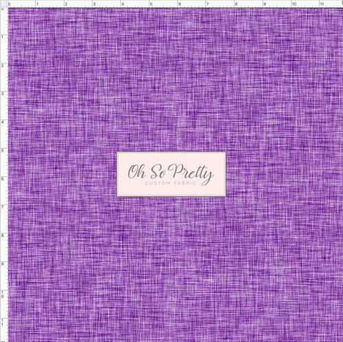 PREORDER-Spring/Summer Essentials-Dark Purple Linen
