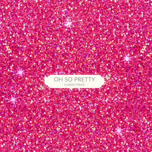 Preorder Zoo Trip Hot pink Glitter