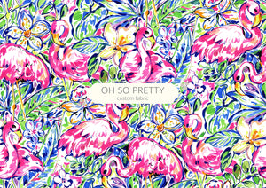 PREORDER-Spring/Summer Essentials-Lilly Flamingos