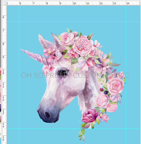 Preorder Summer Essentials Unicorn Panel