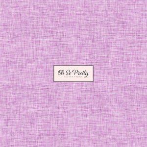 Retail Easter Fairies Purple Linen Texture