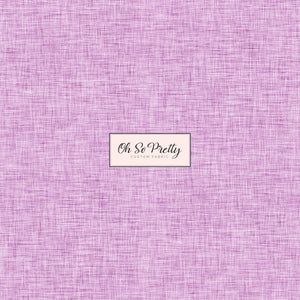 PREORDER - Always Available - Light Purple Linen