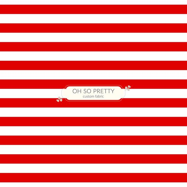 PREORDER-Mean One Red and white stripe