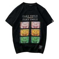 Camiseta  All I want is that you smile