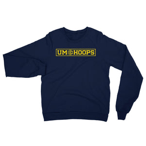 UM Hoops California Fleece Raglan Sweatshirt