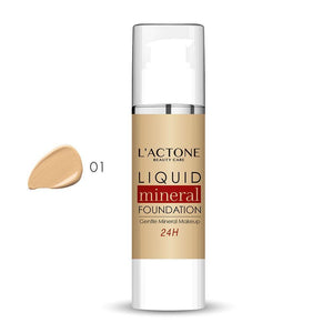 Mineral Foundation Foundation Make-Up