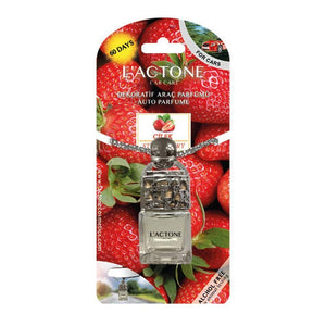 CAR FRESHENER Strawberry Lactone CAR FRESHENER