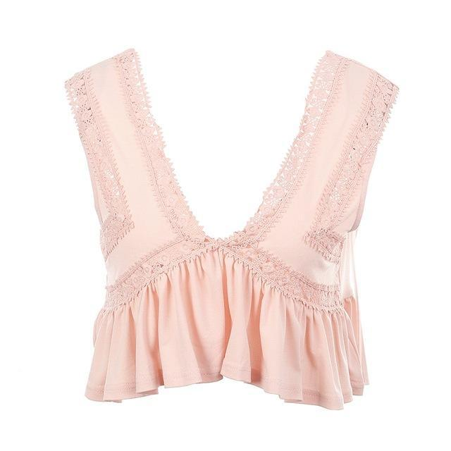 FRILL OF IT TOP