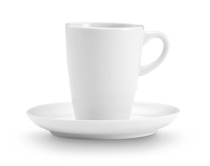 Eden Cups & Saucers, Sets of 4