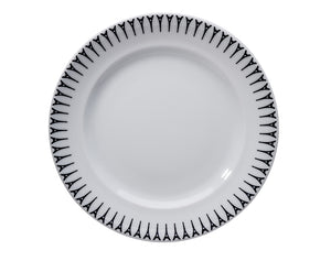 "Ville de Paris, 10.5"" Plates, Sets of 4"