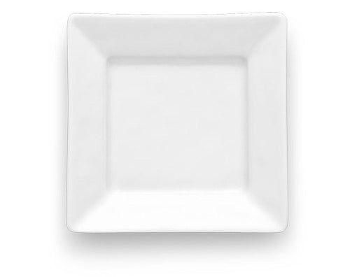 Quartet Square Plates, Set of 4