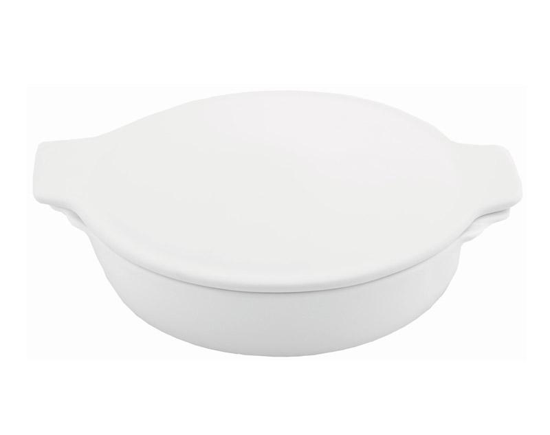 Ulysses Shallow Casserole with Lid