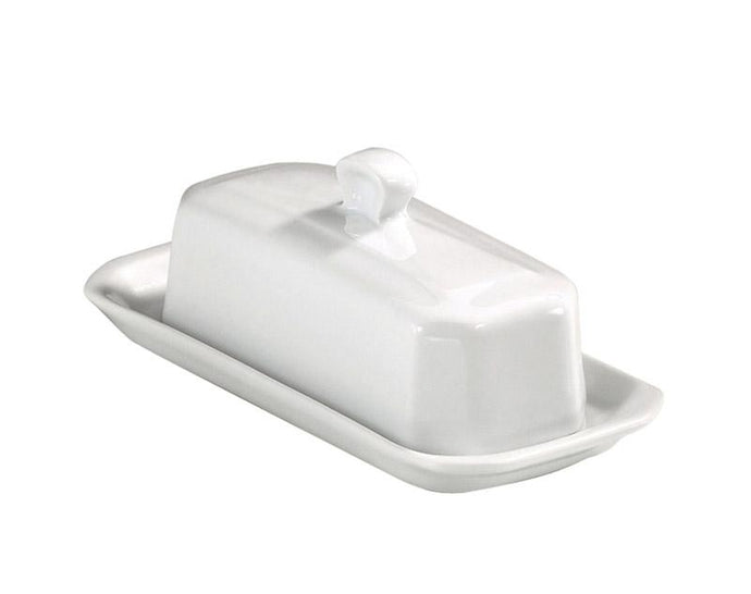 Butter Tray with Cover, American Style