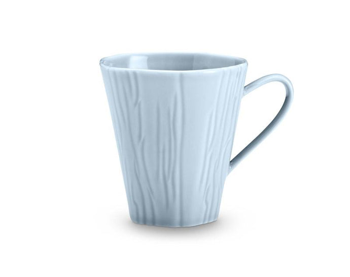 Teck Light Blue Mugs, Set of 4