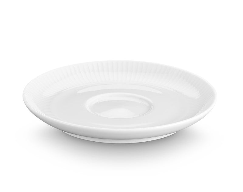 Plissé Saucers, Sets of 4