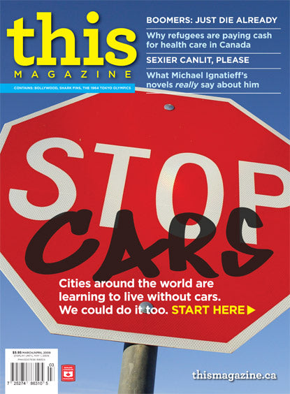 Cover of the March-April 2009 issue
