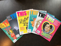 Summer back-issue blowout: One-year subscription + THREE FREE BACK ISSUES