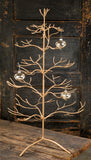 "36"" Gold Ornament Tree"