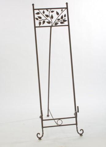 Natural Elements Metal Floor Easel