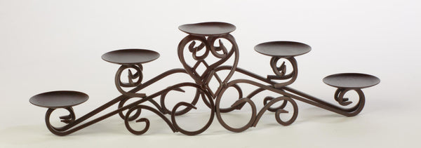 Keller 5 Piece Candle Holder