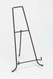 Black Straight Edge Easels