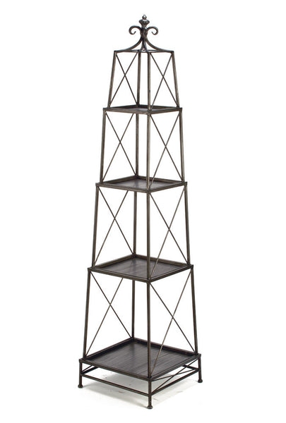 Stackable 4 Tier Obelisk