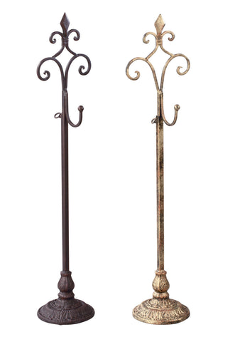 Adjustable Wreath & Purse Stands
