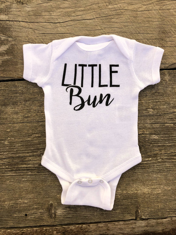 Little Bun Onesie