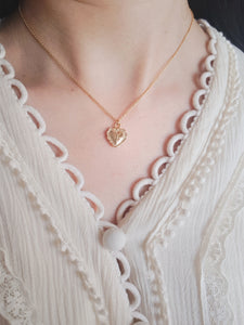 Heart of Faith Necklace