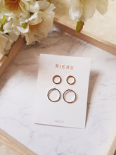 Daily Ring Stud Set