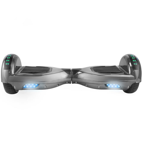 C1 Plus Black Safe Hoverboard UL2272 certified with Bluetooth Speaker Free Shipping. - HoverBoard4sale