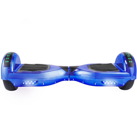 Z1 Plus Blue Safe Hoverboard UL2272 certified with Bluetooth Speaker Free Shipping. - HoverBoard4sale