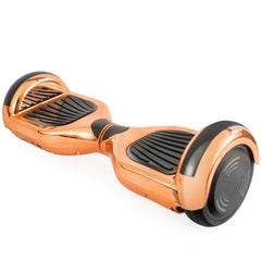 C1 Plus RoseGold Safe Hoverboard UL2272 certified with Bluetooth Speaker Free Shipping. - HoverBoard4sale
