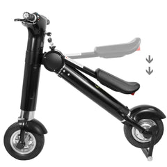 Portable Electric Scooter - AOB SmartGo Eco Friendly Scooter - HoverBoard4sale