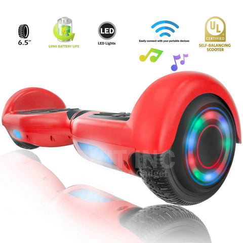 XPRIT SBW666 Red Hoverboard - HoverBoard4sale