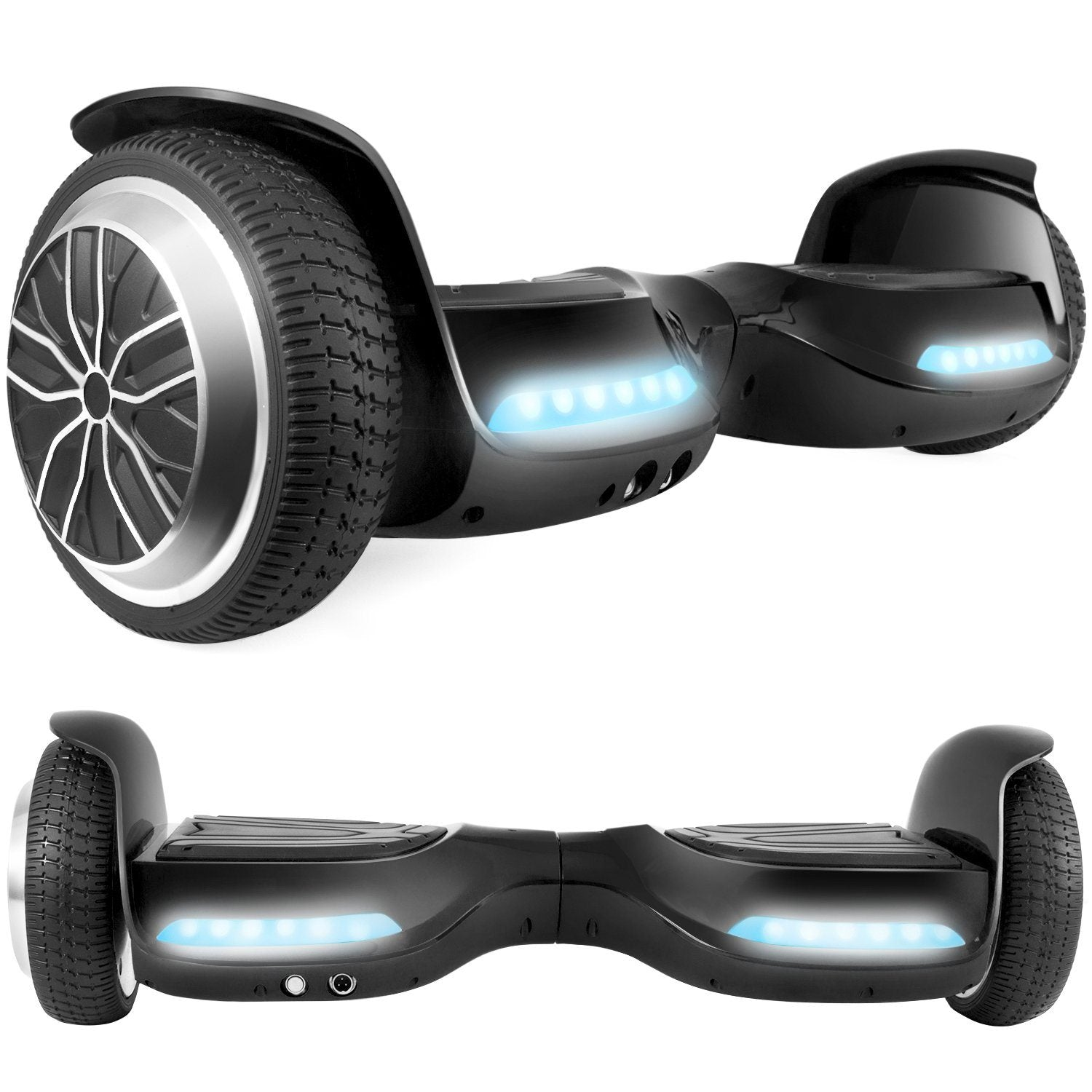 XPRIT 2018 Black T67SE Safe Hoverboard UL2272 certified with Bluetooth Speaker Free Shipping. - HoverBoard4sale