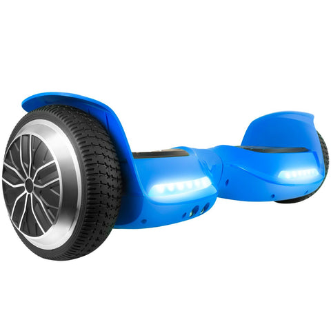 2018 Blue T67SE Safe Hoverboard UL2272 certified with Bluetooth Speaker Free Shipping. - HoverBoard4sale