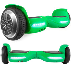 XPRIT 2018 Green T67SE Safe Hoverboard UL2272 certified with Bluetooth Speaker Free Shipping. - HoverBoard4sale