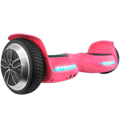 2018 Pink T67SE Safe Hoverboard UL2272 certified with Bluetooth Speaker Free Shipping. - HoverBoard4sale