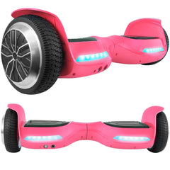 XPRIT 2018 Pink T67SE Safe Hoverboard UL2272 certified with Bluetooth Speaker Free Shipping. - HoverBoard4sale