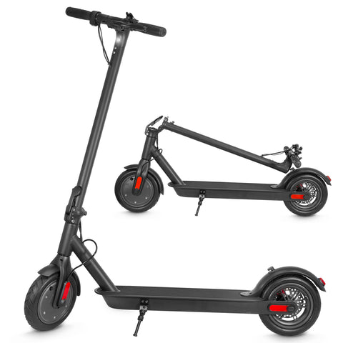 "8.5"" Electric Kick Scooter w/Two Speeds, Long Lasting Battery, Up to 15 Miles"