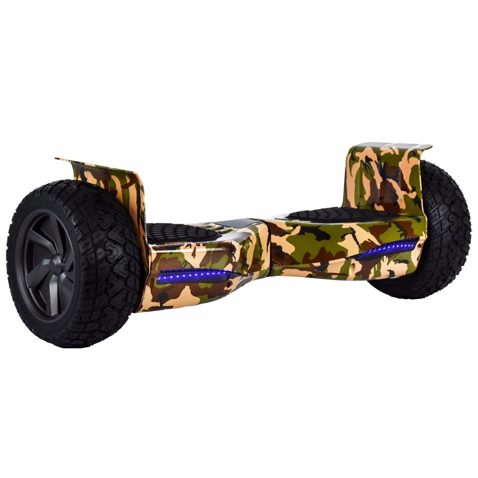 "8.5"" Electric Self Balancing Scooter Hoverboard Off Road Bluetooth - HoverBoard4sale"