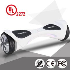 "Self Balancing Smart Electric Scooter 2 Wheel 6.5"" UL2272 Certified - HoverBoard4sale"